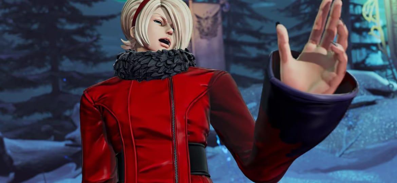 The King of Fighters XV contará con la presencia de Ash Crimson 11