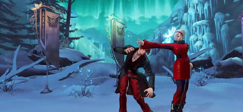 The King of Fighters XV contará con la presencia de Ash Crimson 6