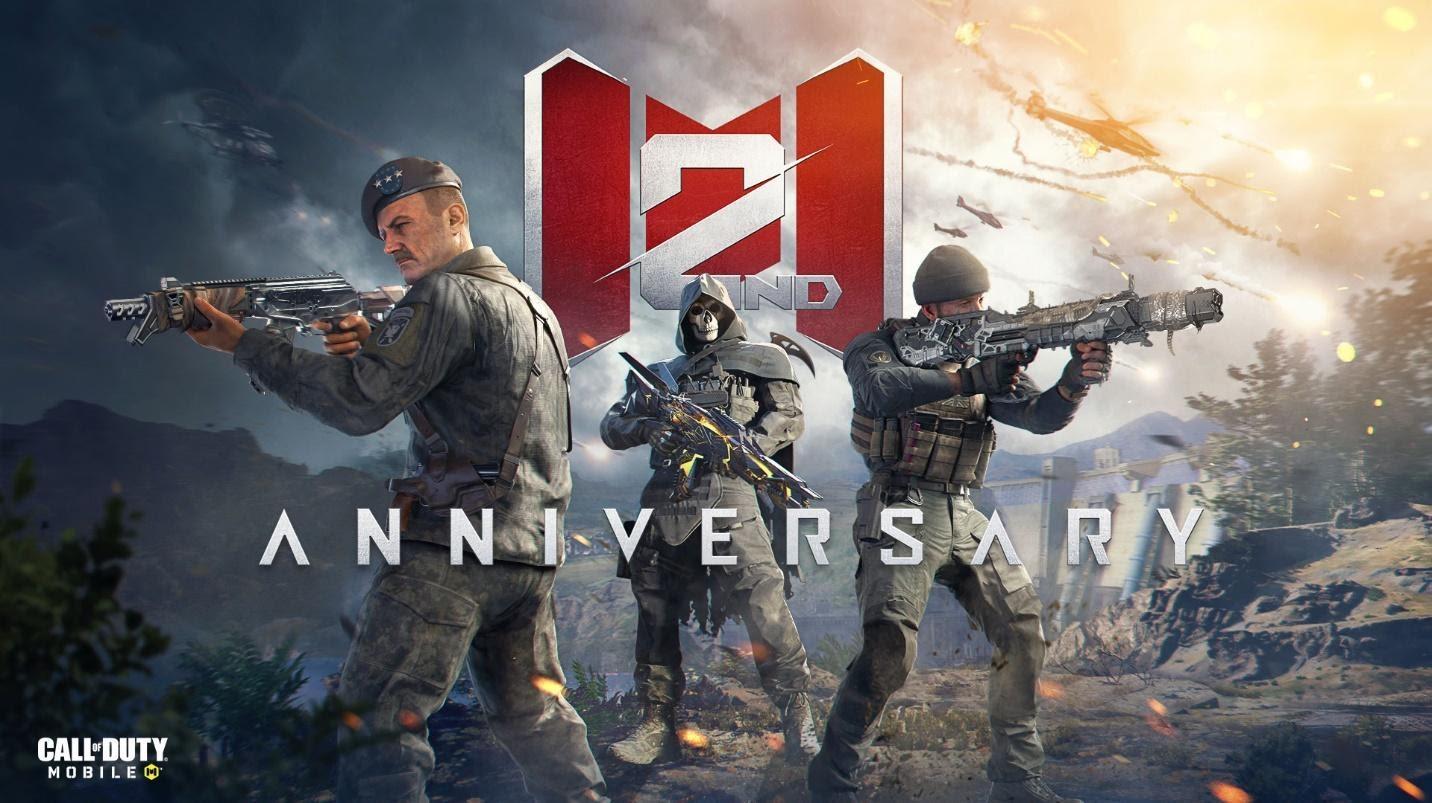 Call of Duty Mobile celebra su segundo aniversario 1