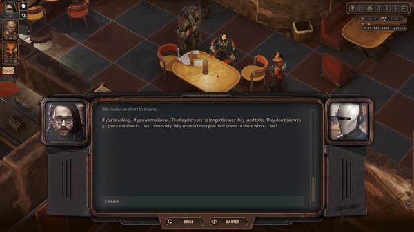 Encased: El distópico RPG de ciencia ficción ya está disponible 1