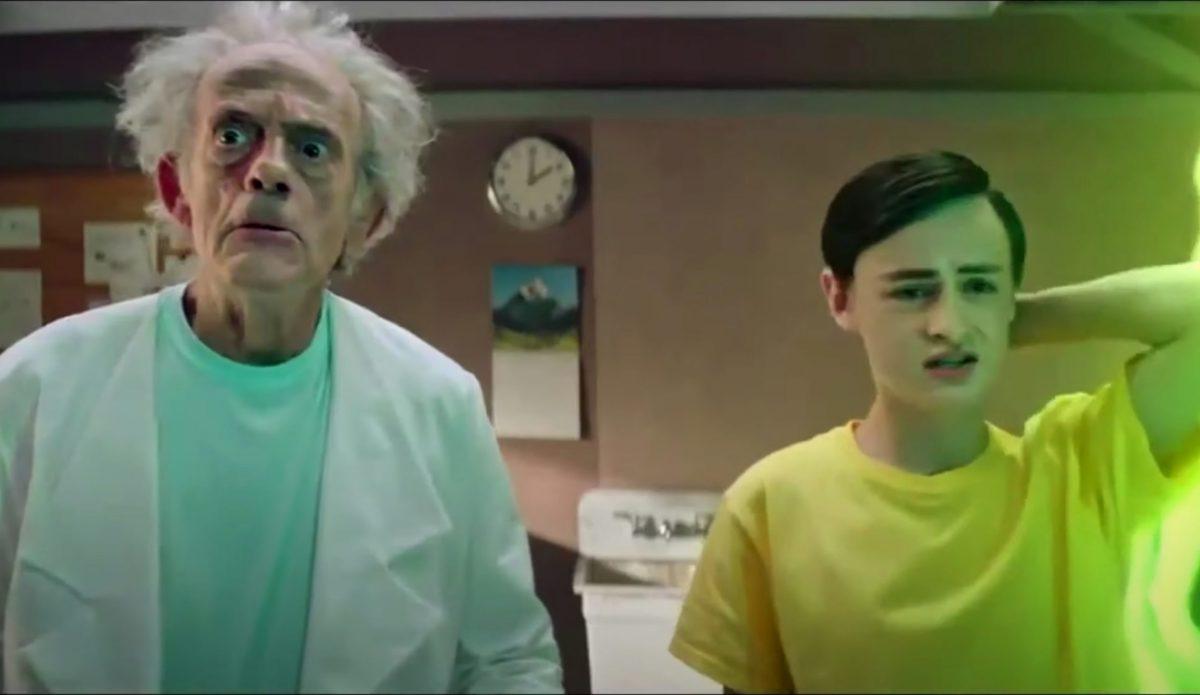 "Daniel Radcliffe iba a ser Morty en el Live Action de ""Rick and Morty"""