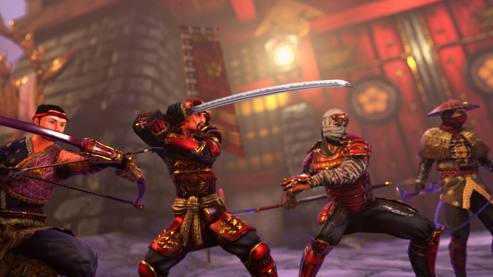 Hanako Honor and Blade