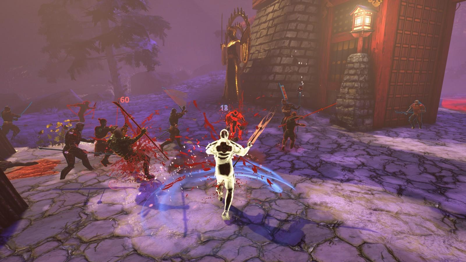 Reseña - Hanako: Honor and Blade (Steam) 1