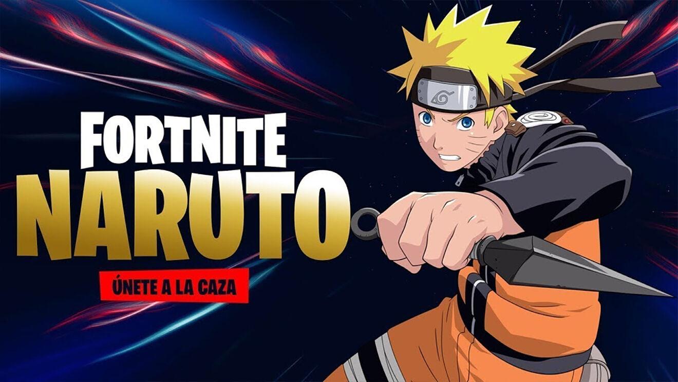 El director de Fortnite habla sobre la llegada de Naruto al Battle Royale
