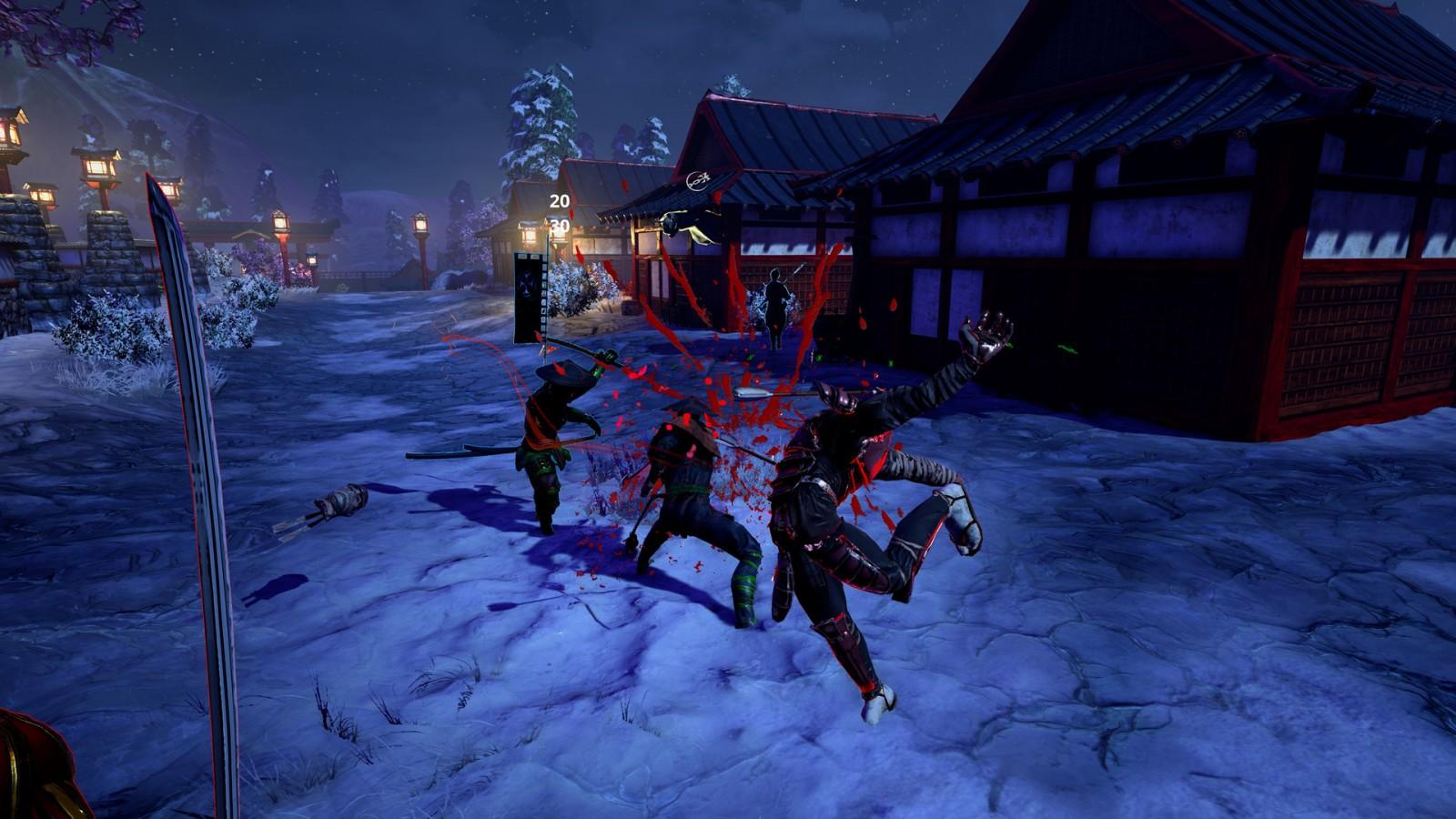 Reseña - Hanako: Honor and Blade (Steam) 2