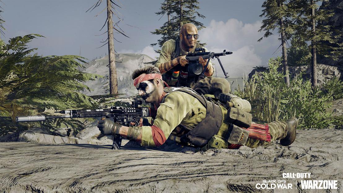 CoD Black ops Cold War y Warzone añaden recompensas gratis del pase de batalla con objetos de Call of Duty Vanguard para usar en Warzone antes del lanzamiento oficial del titulo este 5 de Noviembre