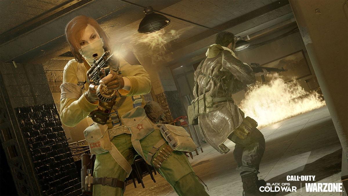 Call of Duty Vanguard: estas son las recompensas gratis del pase de batalla de la Temporada 6 1