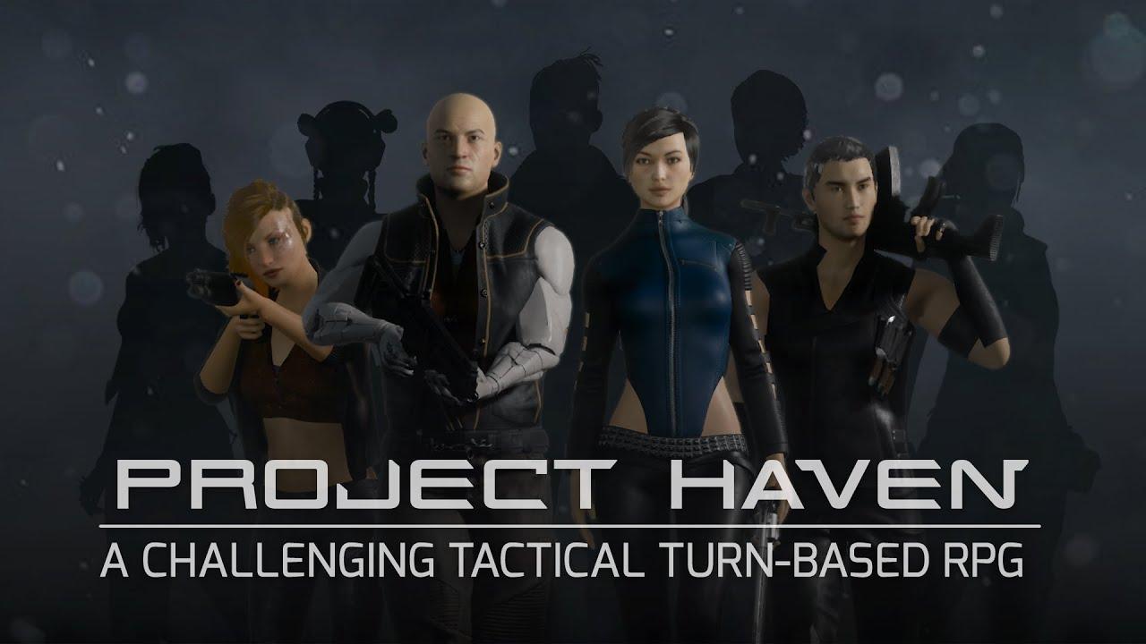 Conoce Project Haven un juego de combate táctico al estilo clásico de los 90´s  que llegará a Steam en 2022