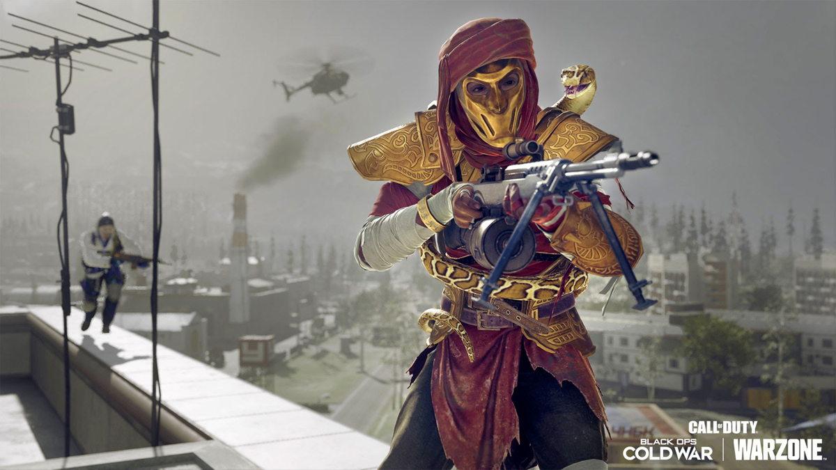 Call of Duty Vanguard: estas son las recompensas gratis del pase de batalla de la Temporada 6 2