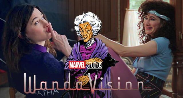 Agatha Harkness tendrá su serie, será parte del MCU 1