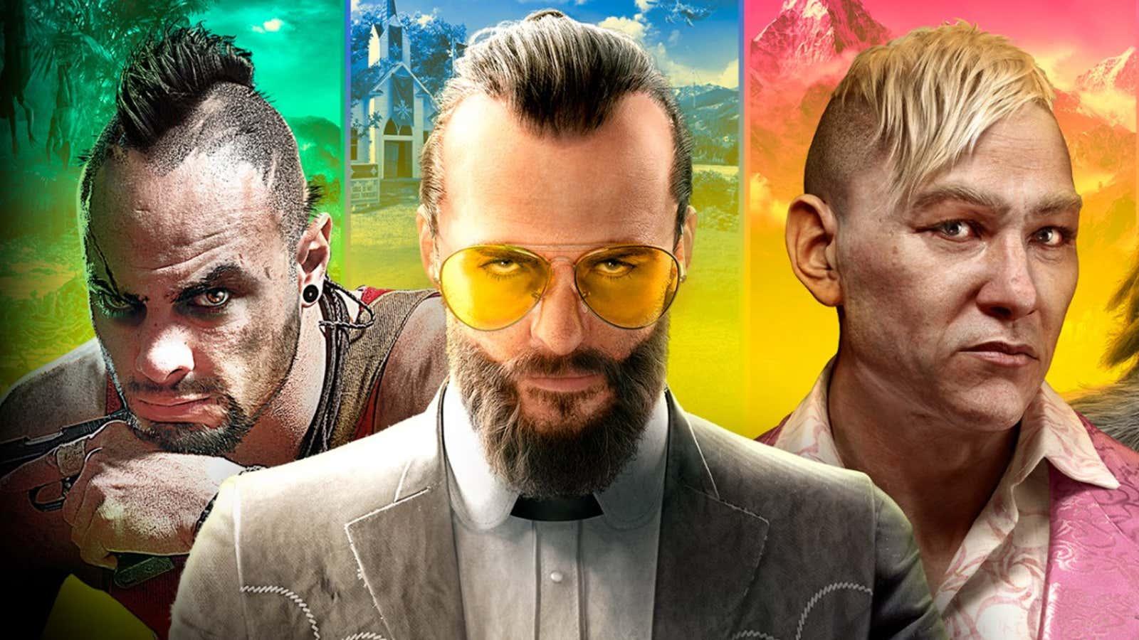 Far Cry 6 Become the Villain