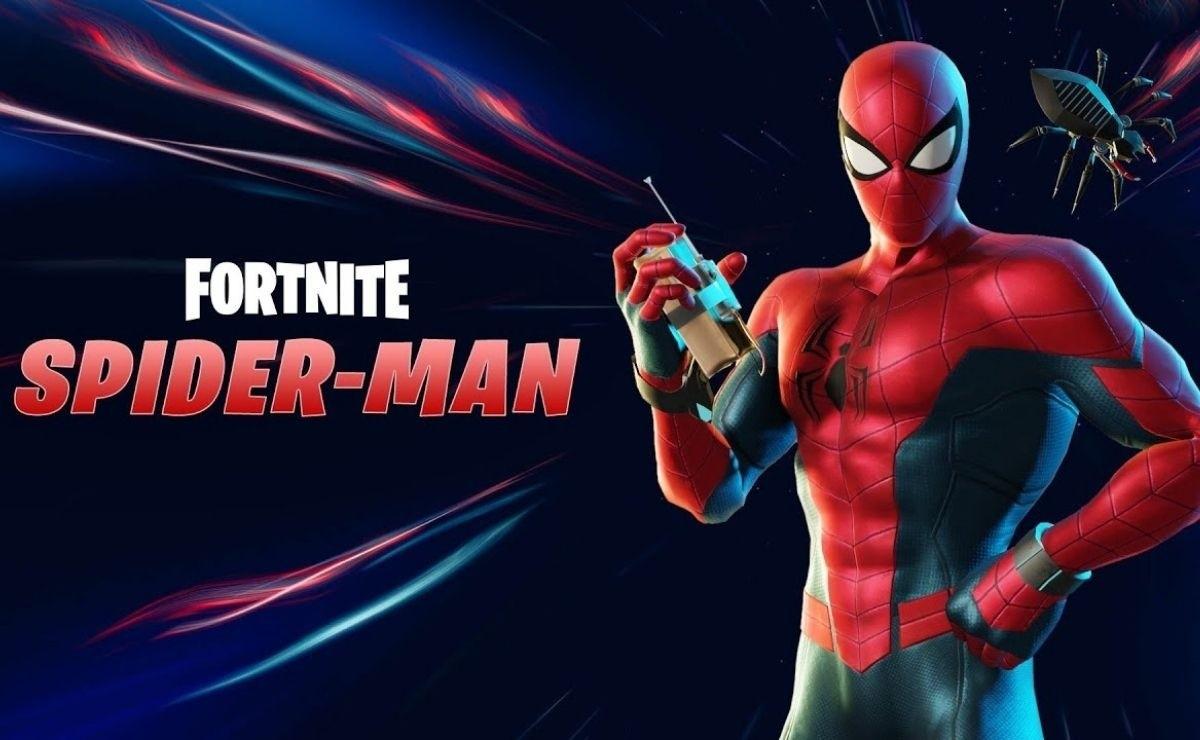 Fortnite, Spider-Man