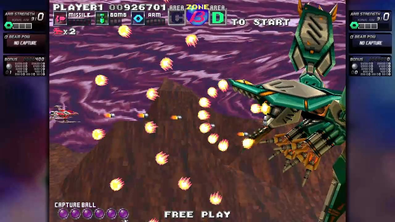 Reseña: G-DARIUS HD (PlayStataion 4) 5