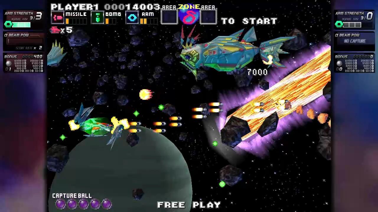 Reseña: G-DARIUS HD (PlayStataion 4) 9