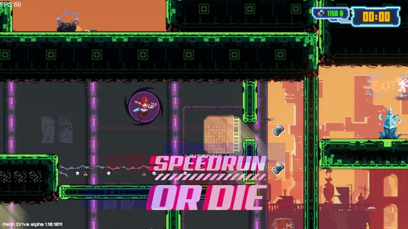 Reseña: Aeon Drive (Steam) 8