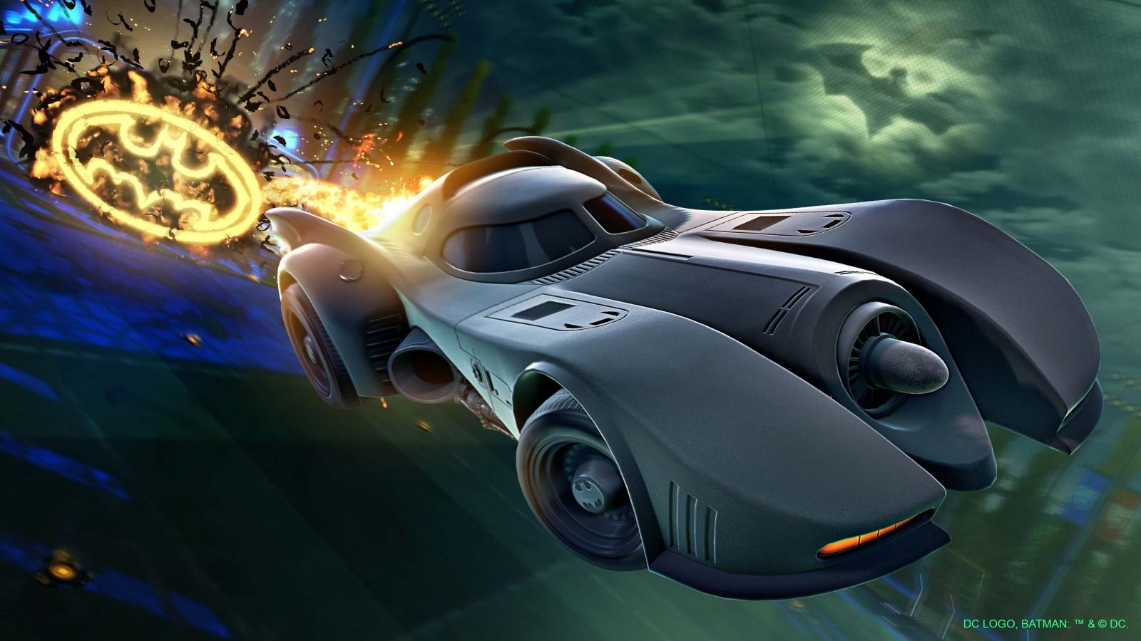 Batman regresa a Rocket League 15