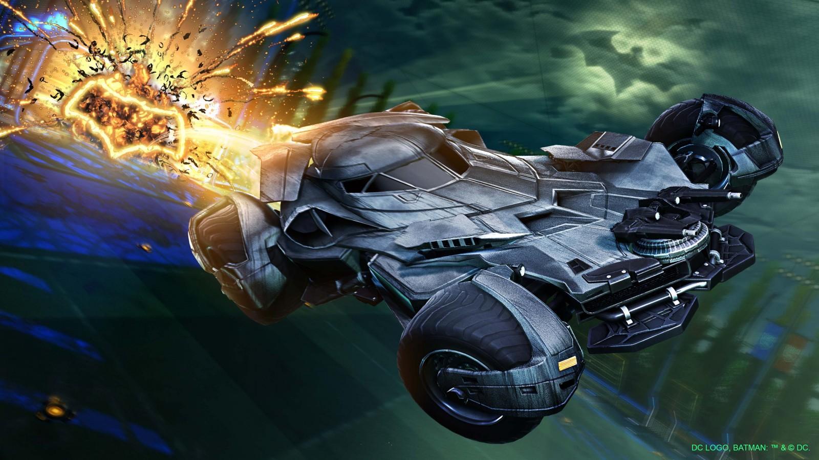 Batman regresa a Rocket League 16