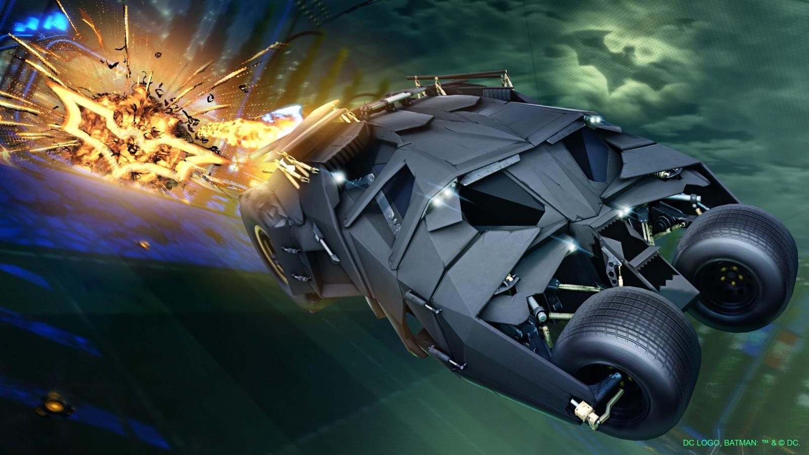 Batman regresa a Rocket League 17