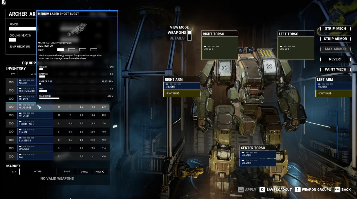 Reseña: 'MechWarrior 5: Mercenaries' (PC) 1